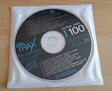 ITAL TRAX (MARCO MASINI, MINA, CLAUDIO BAGLIONI) - CD PROMO COMPILATION