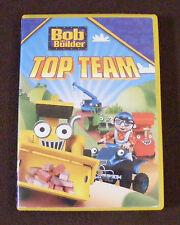 Bob The Builder - Top Team (DVD, 2007)