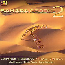 Various Artists-V 2: Sahara Groove CD NEW