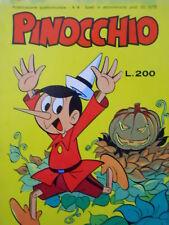 PINOCCHIO n°9 1974 ed. Metro  [G.28 ]