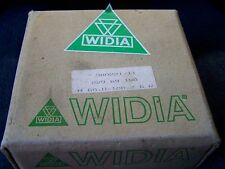 Widia 6 tooth high shear carbide inserted face mill new 229 69 120 4 inch cnc