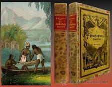 1847 - Colon Descubrimiento de America - COLOR - En aleman