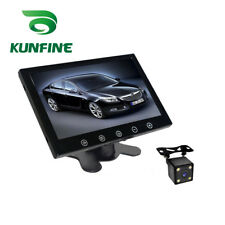 9'' TFT LCD Touch Screen Car Headrest Display Car Monitor with HD Reverse Camera