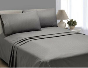Better Homes and Gardens Microfiber Pillowcase Set, Manatee Grey, King Size