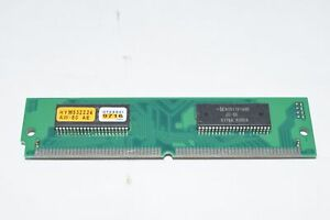 HYM532224AW-60 Hyundai 8MB Simm Non Parity EDO Memory