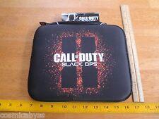 "Call of Duty II Black Ops zip up padded case 8c10"" NWT ipad"