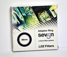 39mm Lee Filters Seven5 System Adaptor Ring