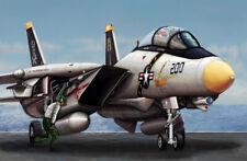 Trumpeter 3910 Grumman F-14A Tomcat 1/144 Scale Plastic Model Kit