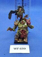 Warhammer Fantasy/40K - Daemons - Heraldo de Nurgle Pintado, Proxy - Metal WF639