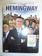 Hemingway DVD Christian family drama movie Alan Thicke Richard Moll 2012 NEW!