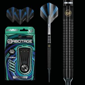WINMAU SABOTAGE ONYX 90% Tungsten 20 Grams Soft Tip Darts 2426.20