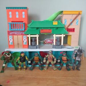 Imaginext TMNT Playset with Figures