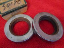 1935 36 37 38 39 40 41 42 46 47 48-55 + PACKARD + Rear Wheel Inner Seals + NOS