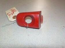 06-11 Chevy HHR Driver Left Front Exterior Door Handle Lock Ring Trim Red OEM