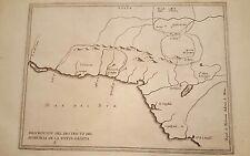 Descripcion Del Destricto Del Audiencia De La Nueva Galicia in 1602