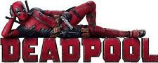 Deadpool on Deadpool Vinyl Sticker Decal Laptop macbook Car Truck SUV Window