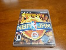 NBA Jam (Sony PlayStation 3, 2010) PS3 CIB Complete TESTED