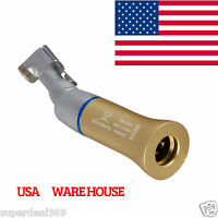 USA !! NSK Style Dental Low Speed Contra Angle Handpiece E-Type Latch yabangbang