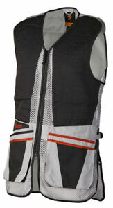 Browning Vest Ultra Shooting Vest Clay Skeet Pigeon Mens Beige