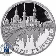 800 Jahre Dresden In 10 Euro Gedenkmünzen Der Brd Günstig Kaufen Ebay