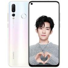 "HUAWEI Nova 4 White 8GB 128GB 6.4"" 48MP+16MP+2MP Kirin970 Android Phone By FedEx"