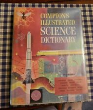 Compton's Illustrated Science Dictionary by Charles Alfred Ford (1963, Hardback)