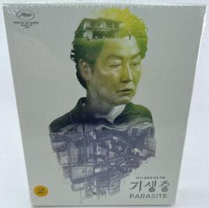 Parasite 4K UHD + Blu-ray Steelbook - New & Sealed - Korean Import
