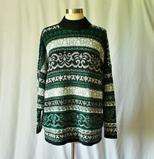 Vintage Adele Knitwear Womens Sweater Size 3X *Repair Needed*