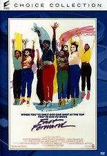 Fast Forward DVD 1985 John Scott Clough Cindy McGee by Sidney Poitier
