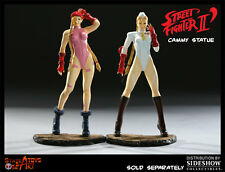 Sideshow Exclusive Street Fighter Cammy Killer Bee Set of 2 (White and Pink)