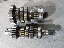 Yamaha XVS 650 - Engine Transmission Gears