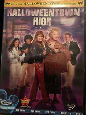 Halloweentown High (DVD, 2005) RARE DISNEY ORIGINAL BRAND NEW
