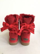 f22971f9388 ugg bailey bow cerise products for sale | eBay