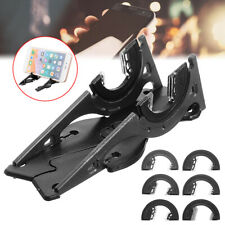 Foldable Rotation Card Type Stable Pocket Tripod Universal Cell Phone Holder