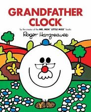 Grandfather Clock by Roger Hargreaves (2017, Hardcover)
