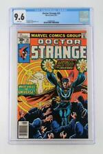 Doctor Strange #24 -NEAR MINT- CGC 9.6 NM+ MARVEL 1977!