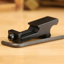 Pro 45 Degree Angle Tactical Offset Side Rail Mount Picatinny Weaver Scope Mount