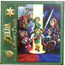 The Legend of Zelda Ocarina of Time 3D Collectors Puzzle Hot Topic Exclusive 55
