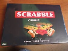 ORIGINAL SCRABBLE Board Game - Every Word Counts!