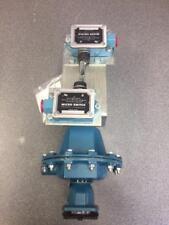 ITT Industries DIA-FLO Diaphragm Valve 1-200-V-34-3213, Attached x2 Micro Switch