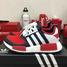 0e6e32f41 DS new Adidas WM NMD Trail PK White Mountaineering BA7519 Red sz 4.5 OG  yeezy