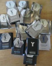 Yves Saint Laurent PICK L'homme,Ultime, Libre,Y, BLEUE Trial Spray Vial NEW