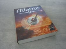 PC BIG BOX CD-ROM Game - Atlantis II 2 - Cryo