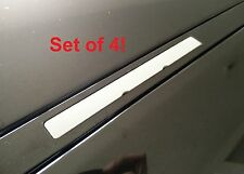 4x Plastic Covers without finishing - Cheap - Vauxhall Opel Astra H GTC OPC VXR