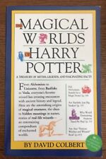 NEW RARE PAPERBACK! The Magical Worlds of Harry Potter by David Colbert 2001