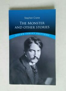 The Monster and Other Stories by Stephen Crane (Paperback, 2015)  E3