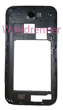 Carcasa Medio N Chasis Middle Frame Cover Bezel Back Samsung Galaxy Note 2 N7105