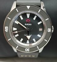 RADO CAPTAIN COOK RAKE AND THE REVOLUTION GRAY BOX PAPERS LIMITED TO 150 PIECES