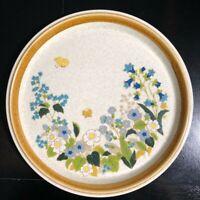 """5 x 1 ea Vintage Mikasa Stone Manor Sweet Briar 10 3/4"""" Dinner Plate (F5827)"""