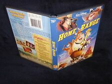Home On The Range (DVD, 2004) Mint Disc!•USA Made!•No Scratches!•Disney